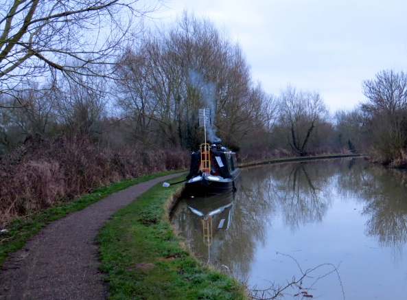 I very nearly bought a canal boat to live on!