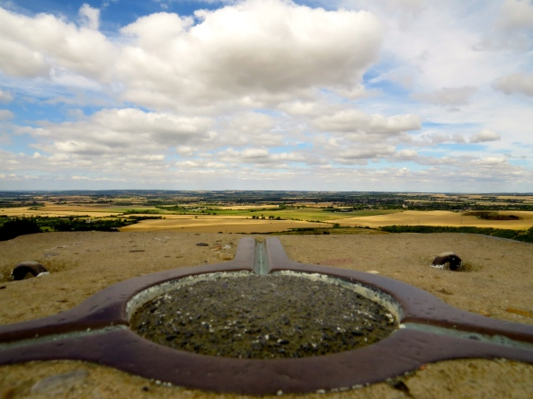 At the top of the Beacon is this!